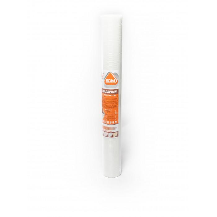 "Сетка стеклотканевая ""малярная"" SD-GLASS Professional, ячейка 2х2, 45 гр/м.кв., 1м х 20 м ± 10%"