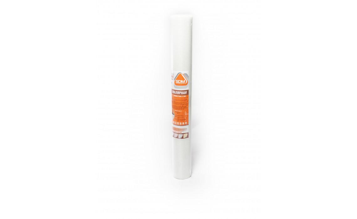 "Сетка стеклотканевая ""малярная"" SD-40 Professional, ячейка 2х2, 45 гр/м.кв., 1м х 40 м"