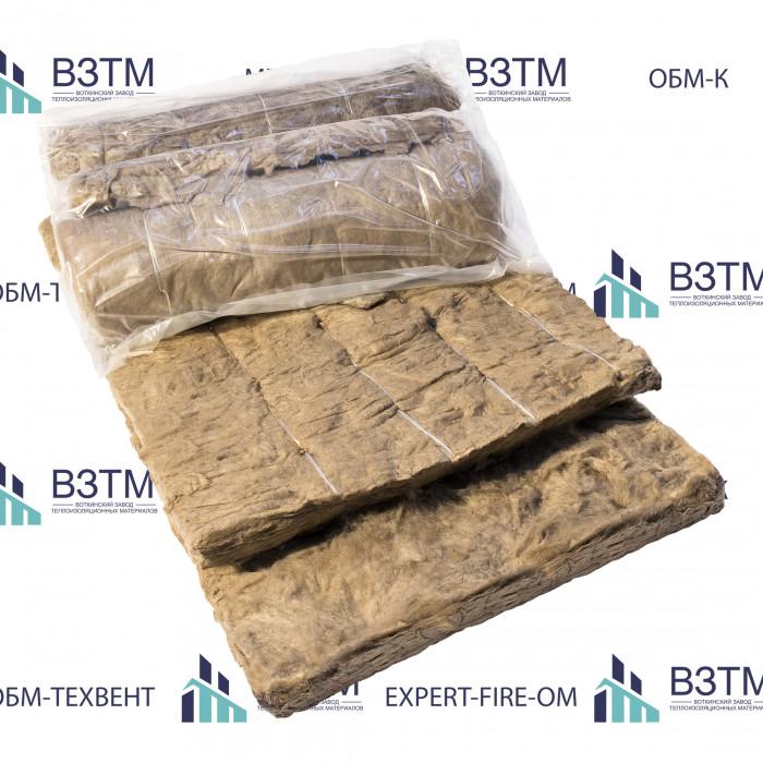 Базальтовый мат ОБМ-50 (1000*500*50) Без обкладки